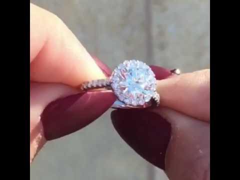 Whittier California Diamond Engagement Rings