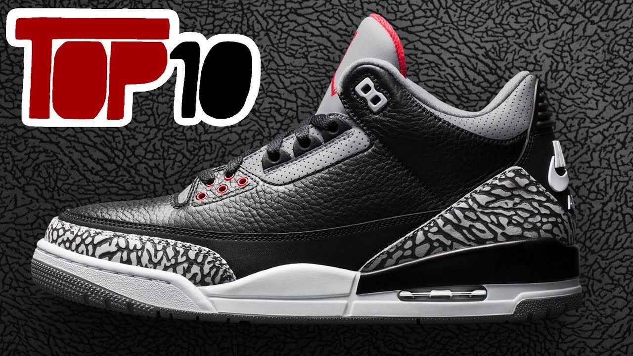 on sale 76729 8e43c Top 10 Upcoming Jordan Shoes Of February 2018