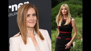 From youtube.com: Samantha Bee apologises to Ivanka Trump over foul remarks {MID-296146}