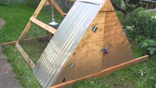 Chicken Coop Plans - Chicken Coop House Plans - Portable Chicken Coop Plans Download
