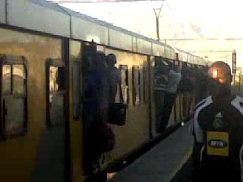 South African Overloading System On Trains.3GP