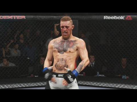Connor McGregor The Touch of DEATH - UFC 2 - Online ep. 9