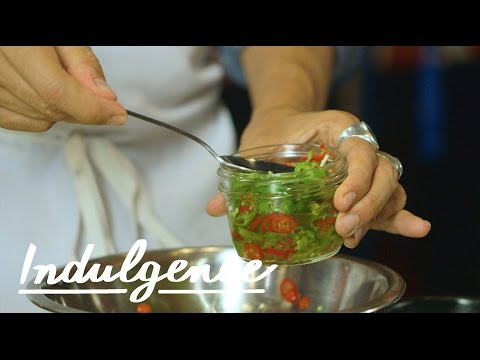 How to Make Pickled Chillies