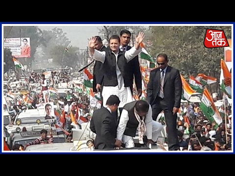 India 360: Rahul Gandhi's Roadshow Sees Surprise Attendees From BJP; In Uttarakhand