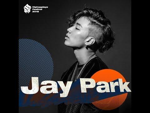 Jay Park(박재범) @ HIPHOPPLAYA FESTIVAL 2018