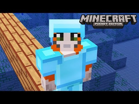 Minecraft POCKET EDITION : UM ACIDENTE #7 from YouTube · Duration:  10 minutes 53 seconds
