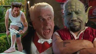12 комедийных пародий. Недетское кино, Космический дозор, Ну очень страшное кино