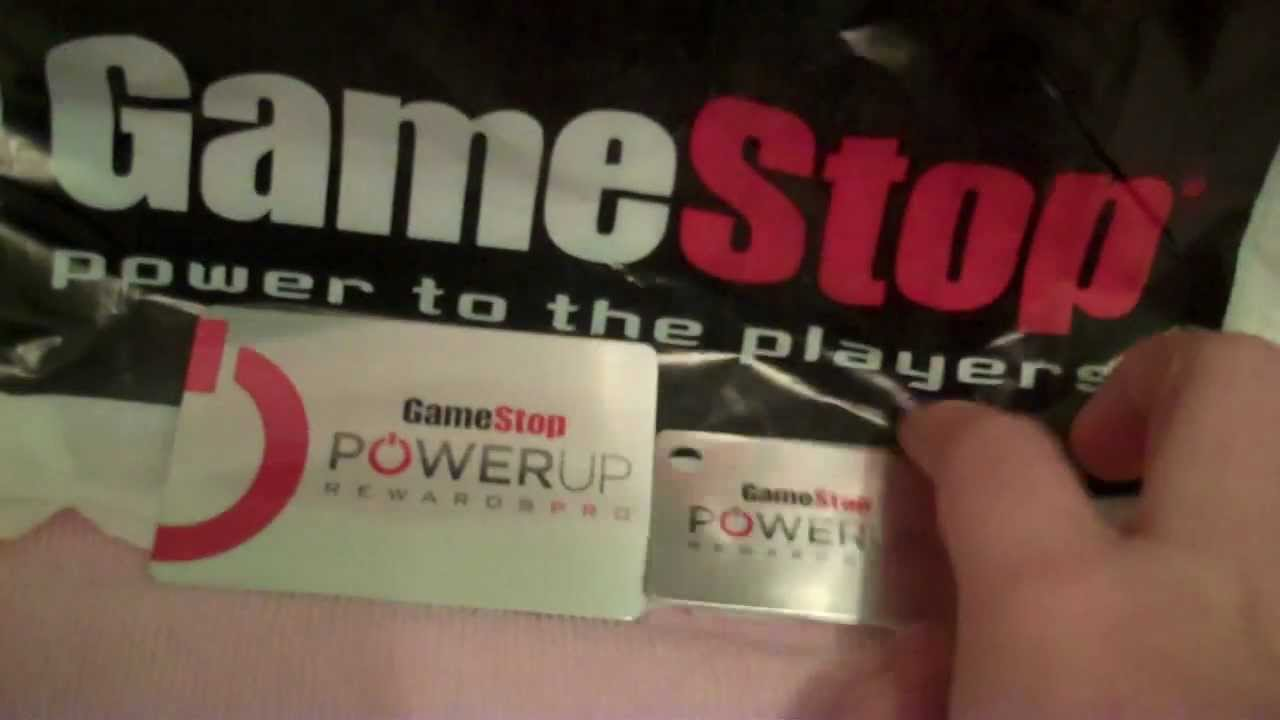gamestop powerup rewards