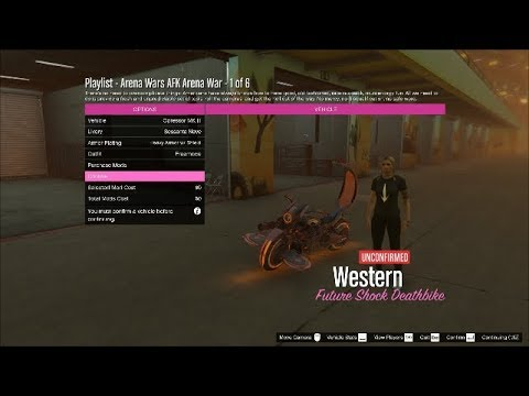 GTA Online Fastest Way To Level Arena War Reputation (2000+ AP Per Hour)