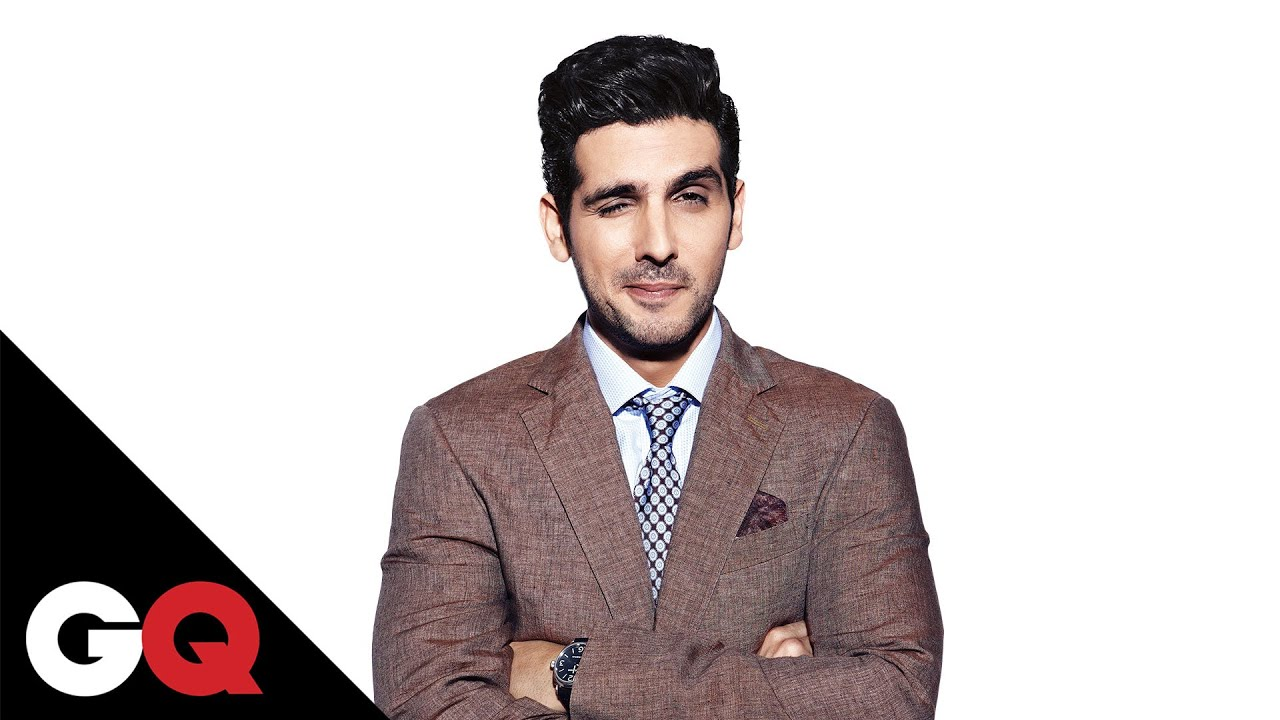 Gq Style Guide Zayed Khan 39 S 6 Ways To Nail The Workwear Style Gq India Youtube