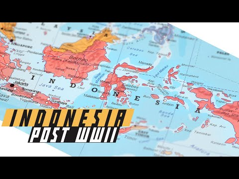 Indonesian War of Independence - COLD WAR DOCUMENTARY