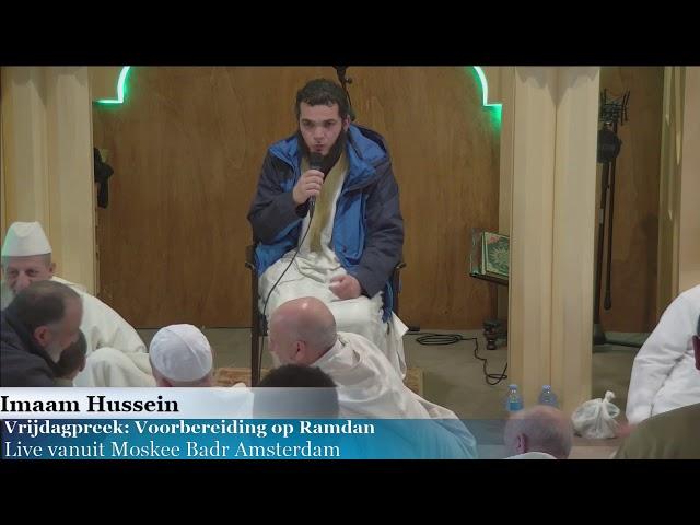 Vertaling Voorbereiding op Ramadan