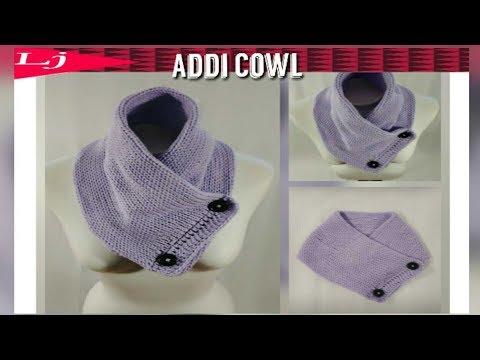 Addi Express King Crossover Cowl