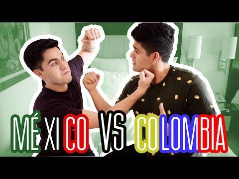 MÉXICO VS COLOMBIA FT. Juan De Dios Pantoja | Alejo Suárez