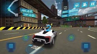GAMEPLAY STREET RACING SPEED CAR STREET RACE 3D CORRIDAS RIVAIS PRA ANDROID E #03