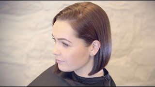 How to make a Bob haircut (step-by-step)