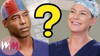 Top 10 Behind-the-Scenes Secrets About Grey's Anatomy