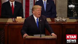 The Five Biggest Moments from the SOTU