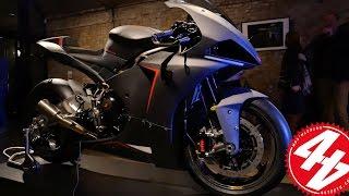 Spirit GP-Sport R Unveiling: 180bhp + 140kg = Brutal