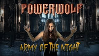 ANAHATA – Army of the Night [POWERWOLF Cover]