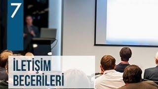 AK Parti Siyaset Akademisi UZEM 7 - İletişim Becerileri