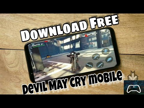Devil May Cry Mobile Download Free For Android By (capcrom) Official Website.