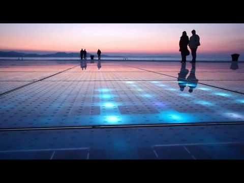 Zadar. Sound and light.wmv