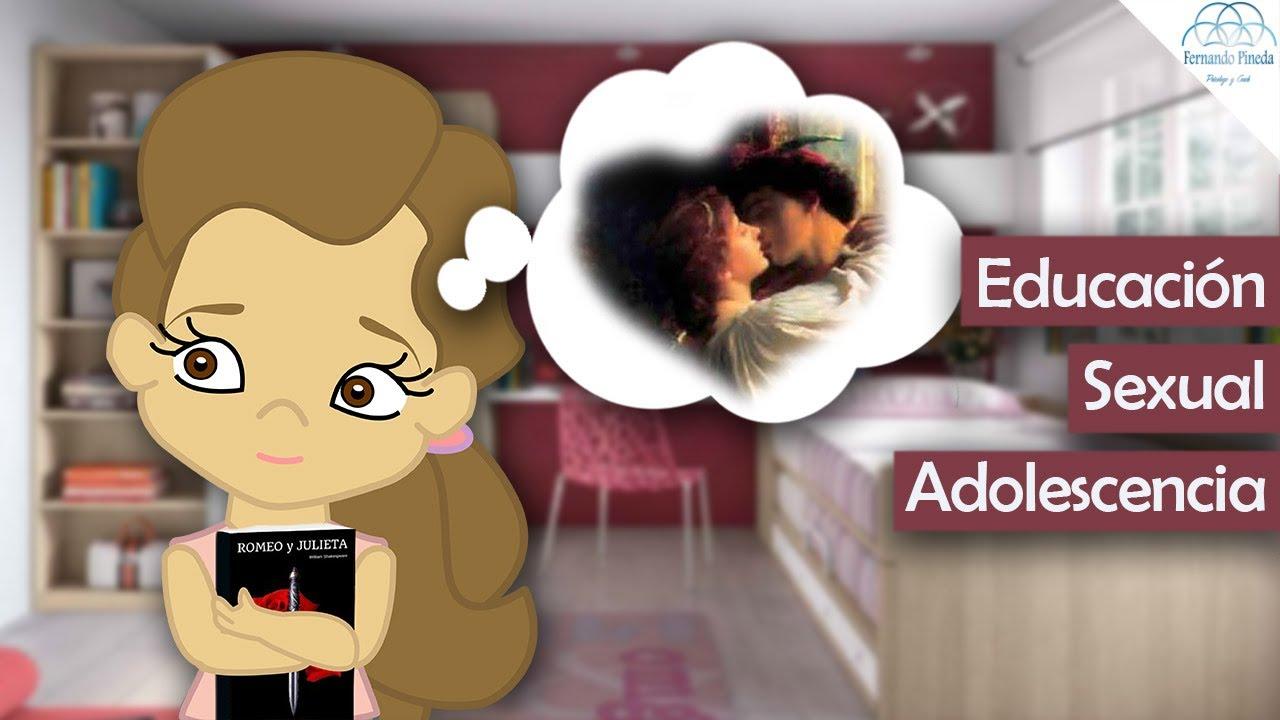 Sobre en video adolescencia sexualidad la