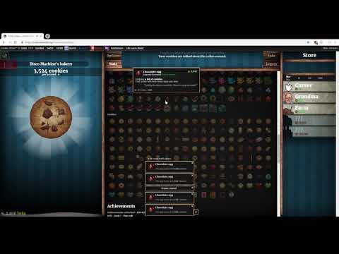 The only cool way to cheat in Cookie Clicker : CookieClicker