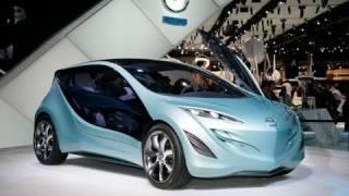 Mazda Kiyora Concept Videos
