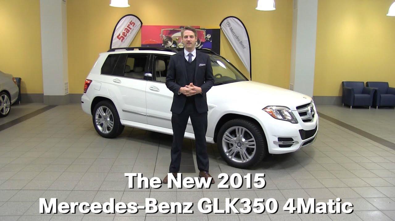 The New 2015 Mercedes Benz Glk350 4matic Glk Class Minneapolis