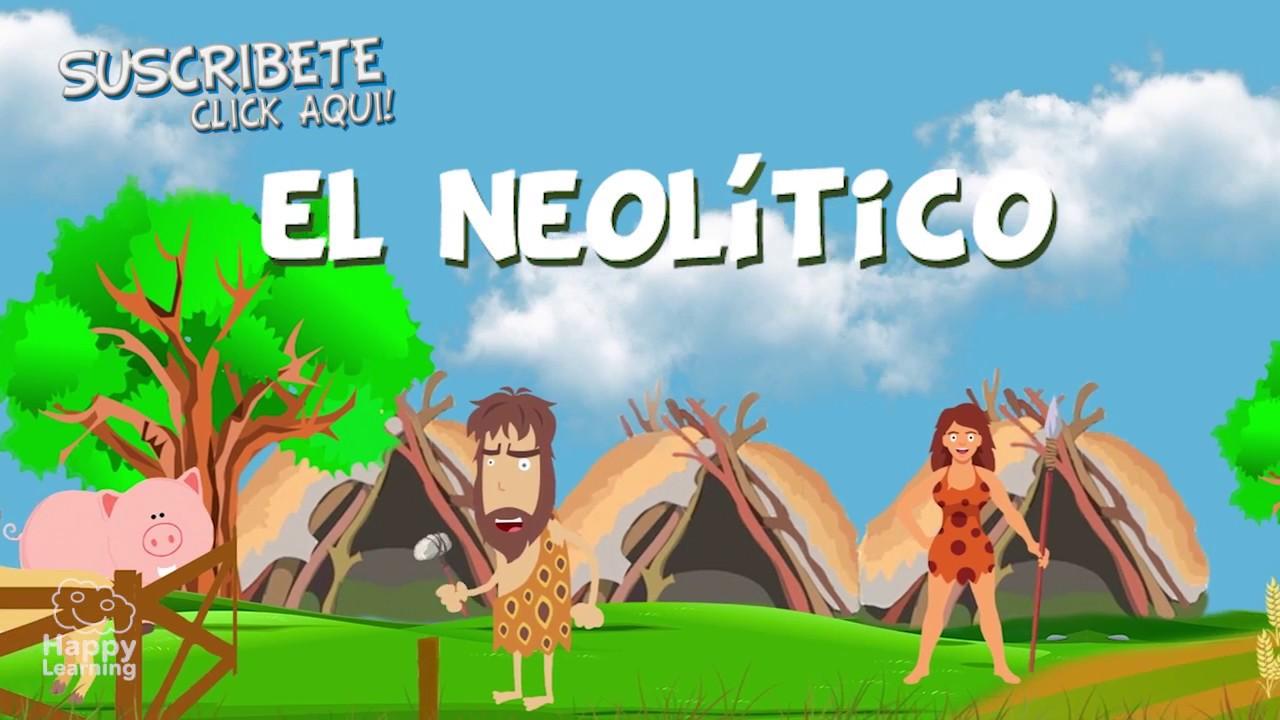Resultado de imagen de el neolitico para niños