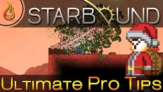 Repeat youtube video Starbound Ultimate Pro-tips #1