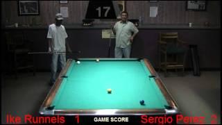Video Match 3  Ike Runnels  vs Sergio Perez    Freddy  and Junior download MP3, 3GP, MP4, WEBM, AVI, FLV April 2018