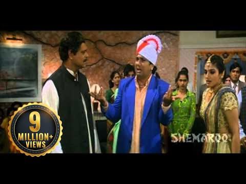 Rajaji - Part 10 Of 15 - Govinda - Raveena Tandon - Bollywood Comedy Movies