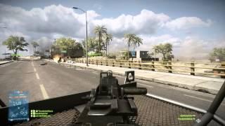 [83rd] Jeep Wars (BF3)