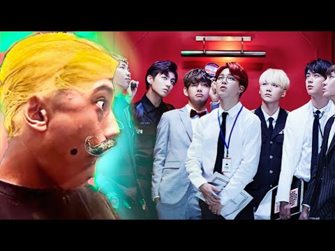Dad Reacting To BTS DOPE(방탄소년단 쩔어) : MY FIRST YOUTUBE VIDEO