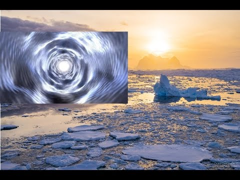 Antarctic Time Warp Discovery