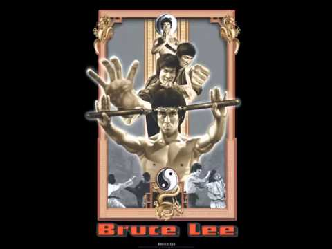 Bruce Lee enter the dragon theme