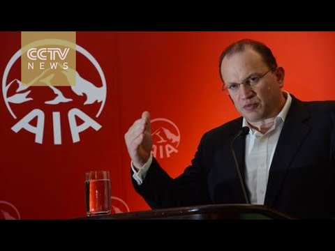 AIA's Mark Tucker on the future of insurance in Asia-Pacific