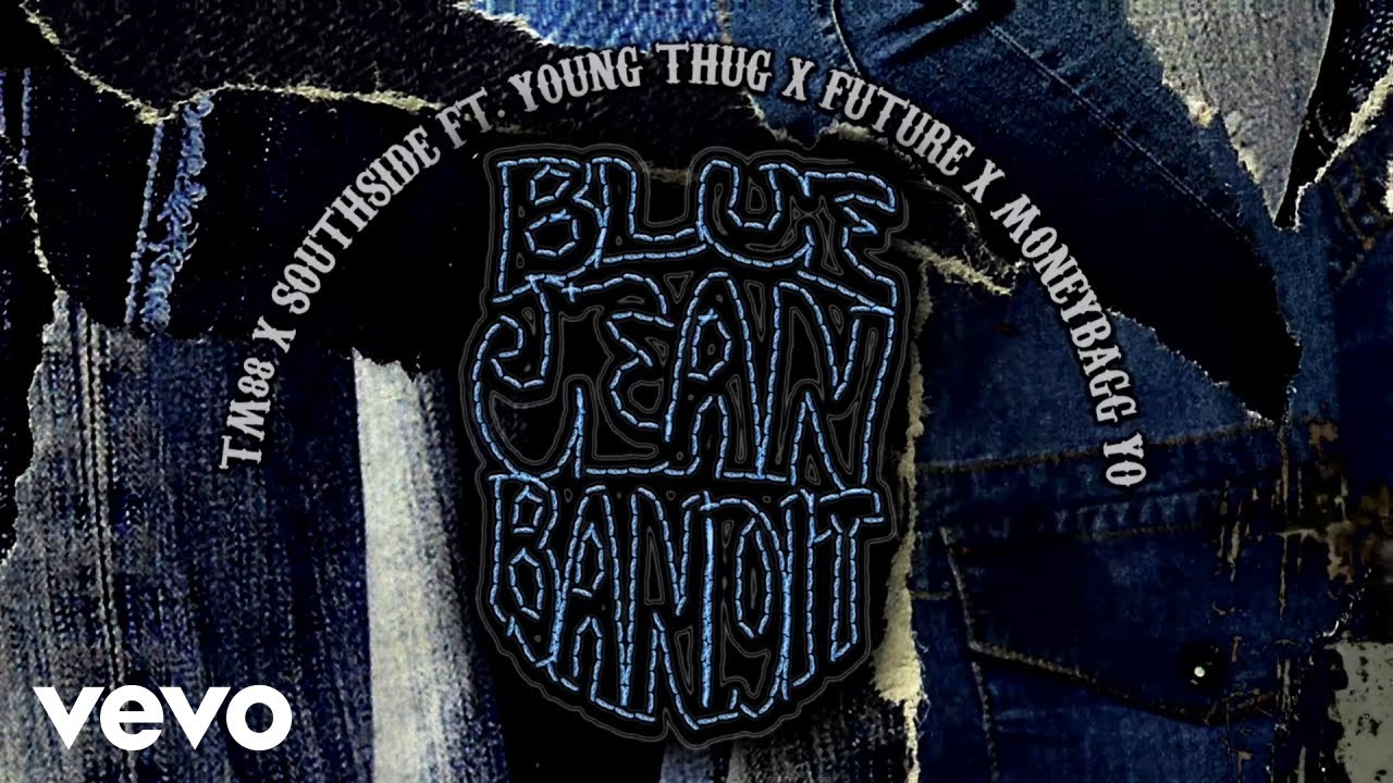 TM88, Southside, Moneybagg Yo - Blue Jean Bandit (Visualizer) ft. Young Thug, Future
