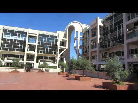 The Tel Aviv Performing Arts Center, Israel - Modern. Modern. Modern