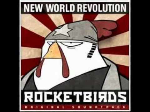 New World Revolution! Double Agents Rocketbird.
