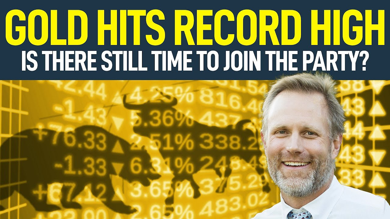 Gold Hits Record High! Is There Still Time To Join The Party? (Market Update 7.30.20)