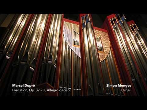 Marcel Dupré: Evocation, Op. 37, III. Allegro deciso