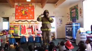 Start Safe Fire: Tips for Teaching Young Children about Preventing Fires and Burns