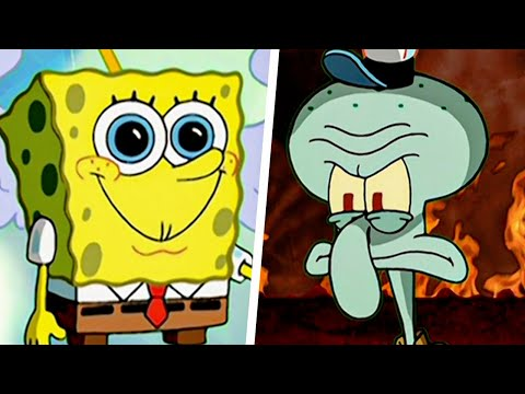Who Is The EVILEST Main SpongeBob Character?