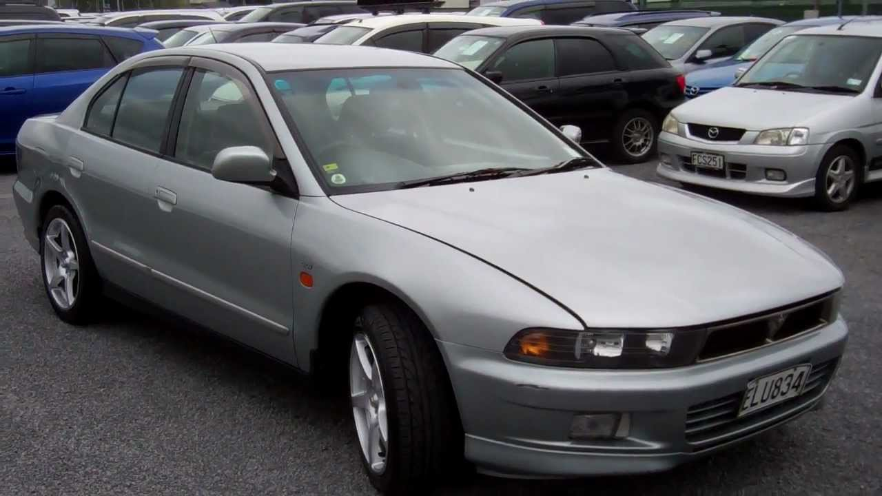 1997 mitsubishi galant 1 no reserve cash4cars sold