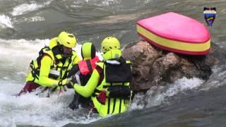 Exercice secours nautique Foix 2017 | SDIS 31© |