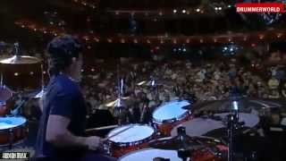 Mike Mangini Appearance Modern Drummer Festival 2006